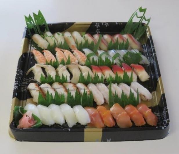 にぎり寿司5人前セット(持ち帰りずし)